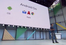 Android Go Google MWC smartphones