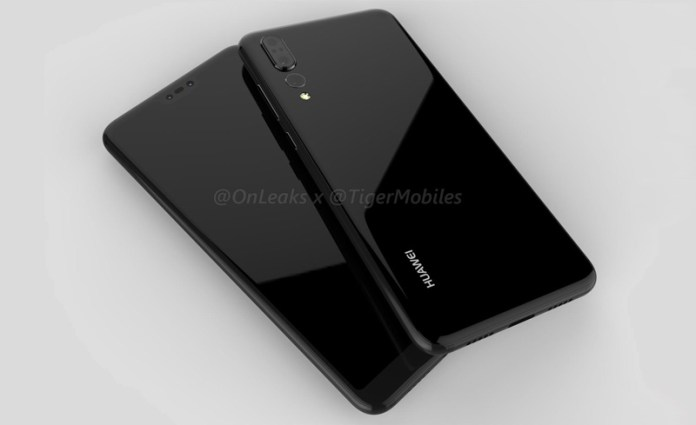 Huawei P20 Plus Android Oreo iPhone X