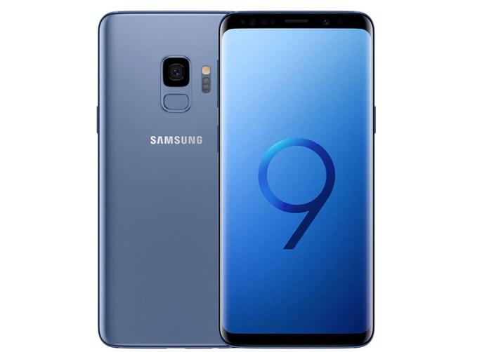 Samsung Galaxy S9 leak de imagens 1