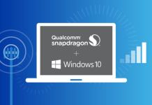 Windows 10 Always Connected PCs Microsoft Qualcomm