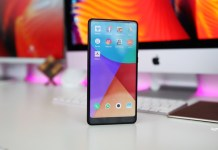 Xiaomi Mi Mix 2S Samsung Galaxy S9 Android