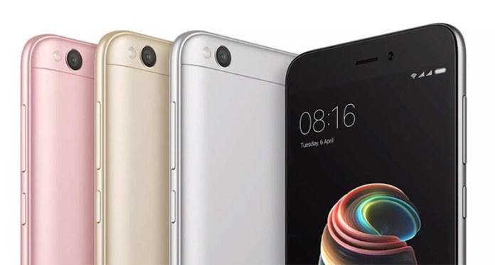 Xiaomi Redmi 6A Xiaomi Redmi 5A smartphone Android 1