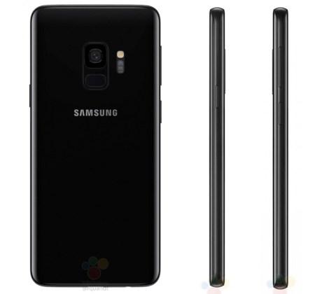 leak de imagens leak imagens Samsung Galaxy S9