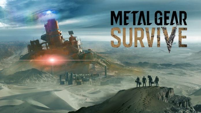 Metal Gear Solid Survive - Disponibilizada Beta e data de lançamento