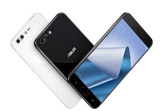 ASUS ZenFone 4 Pro Android Oreo smartphone