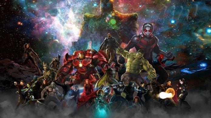 Avengers Infinity War Marvel Filme