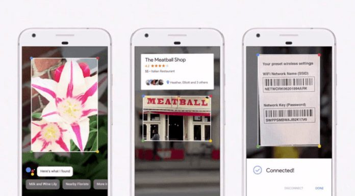 Google Fotos Android Google Lens