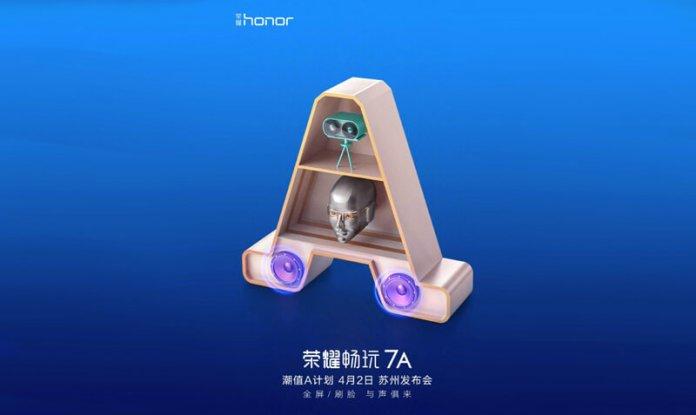 Android. Huawei Honor 7A trará características interessantes