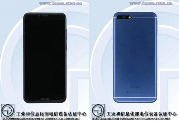 Huawei Honor Android TENAA 1