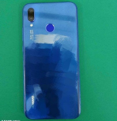 Huawei P20 Lite smartphone Android