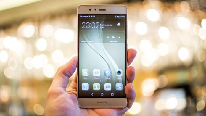 Huawei P9 EMUI 8.0 Android Oreo