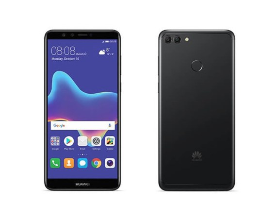 Huawei Y9 2018 smartphone Android
