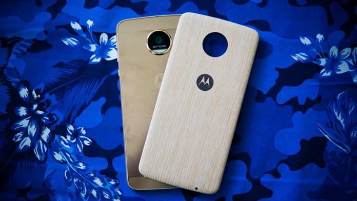 Motorola Moto Z Lenovo Android
