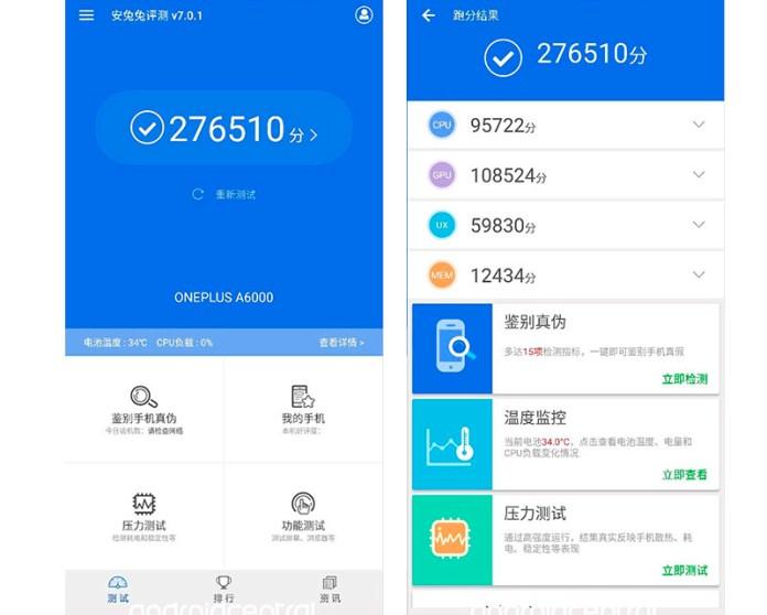 OnePlus 6 Apple monocelha smartphone Android