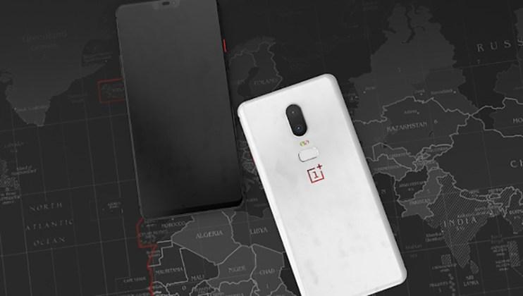 Android Oreo OnePlus 6