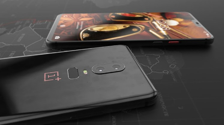 OnePlus 6 Concept Android Oreo
