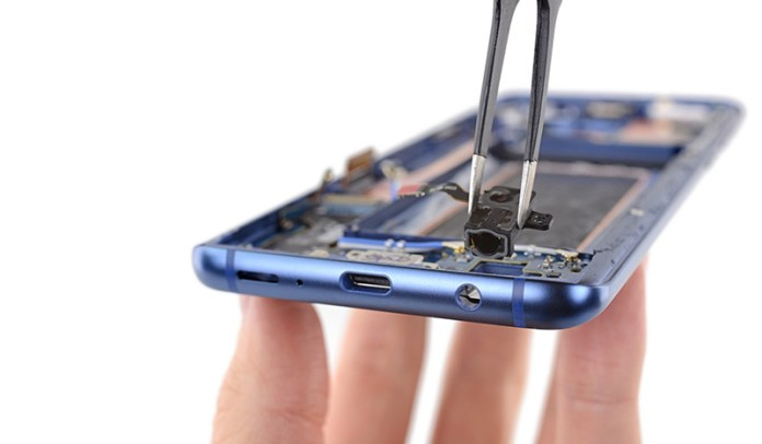 Samsung Galaxy S9 Plus Android iFixit