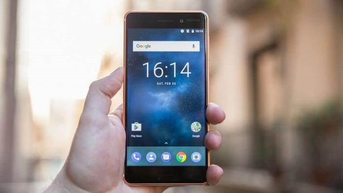 Nokia 6 Nokia 5 Android Oreo