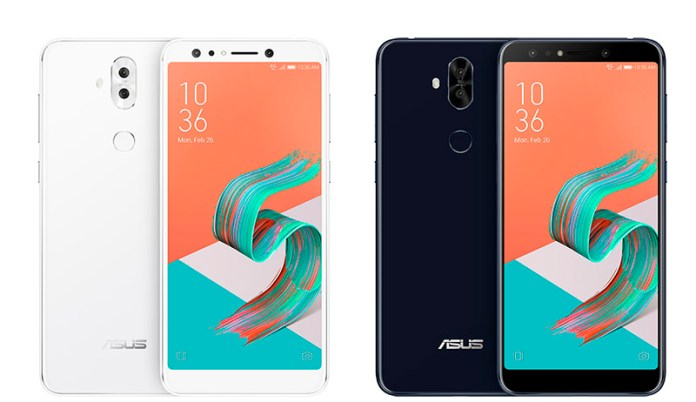 ASUS Zenfone 5 Lite Android Oreo
