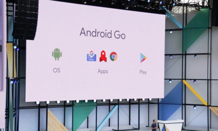 Android Oreo Go Edition Huawei smartphone