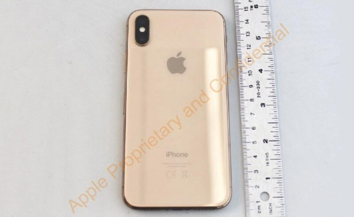 Este é o iPhone X em dourado que a Apple nunca lançou