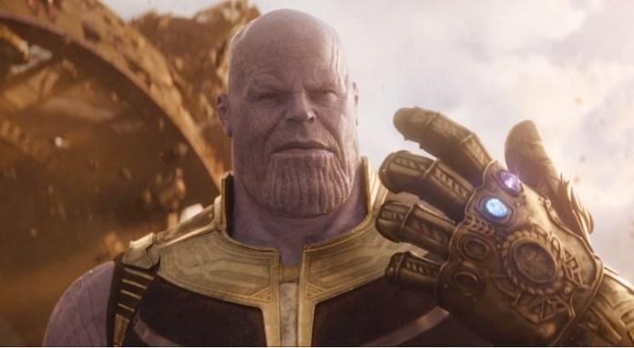 Avengers Infinity War Thanos Filme Marvel