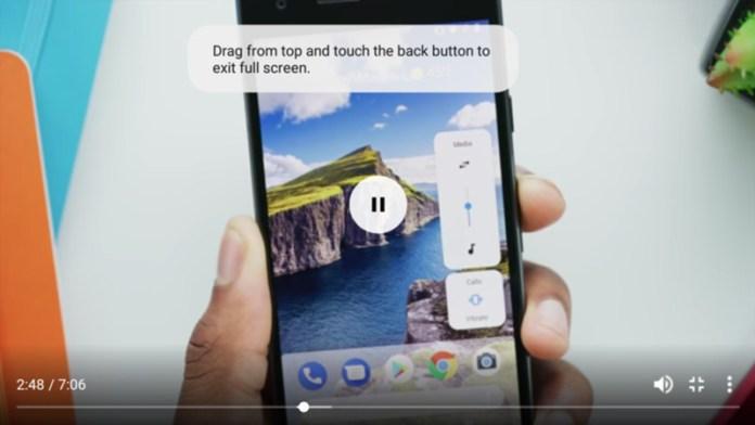 Google Chrome 66 Android media player iOS