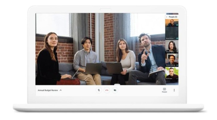 Google Hangouts Android iOS da Apple G Suite