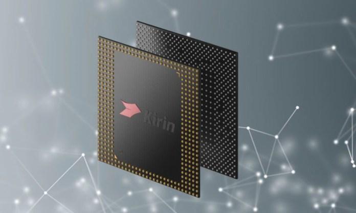 Apple A12 Huawei HiSilicon Kirin 980