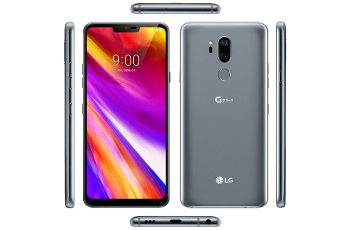 LG G7 ThinQ Android