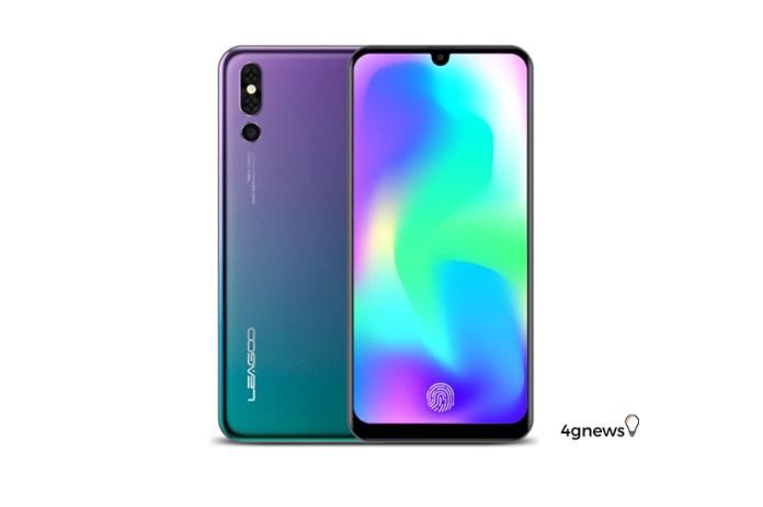 Android. Leagoo S10 é um clone melhorado do Huawei P20 Pro