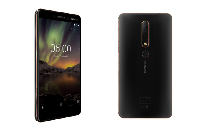 HMD Global novo Nokia 6 Android One Portugal