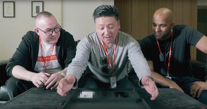 OnePlus 6 Android reações