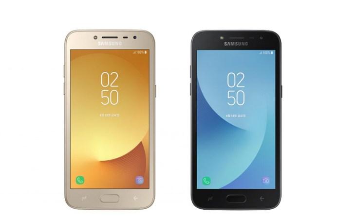 Samsung Galaxy J2 Pro Android Oreo