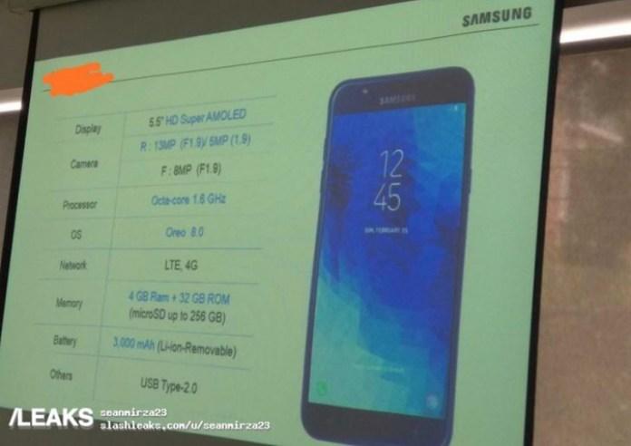 Samsung Galaxy J7 Duo Android Oreo Google