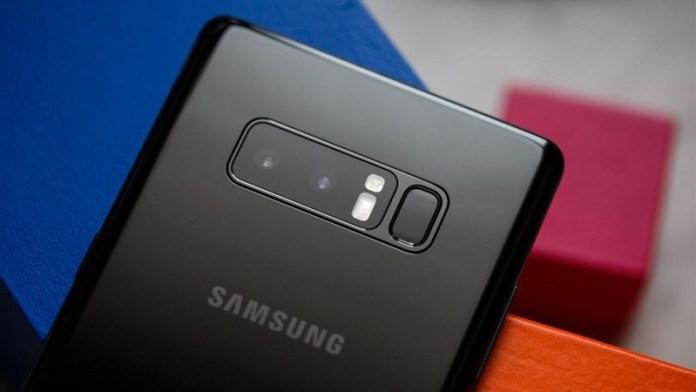 Android Oreo monocelha Samsung Galaxy Note 9 Android Oreo Google