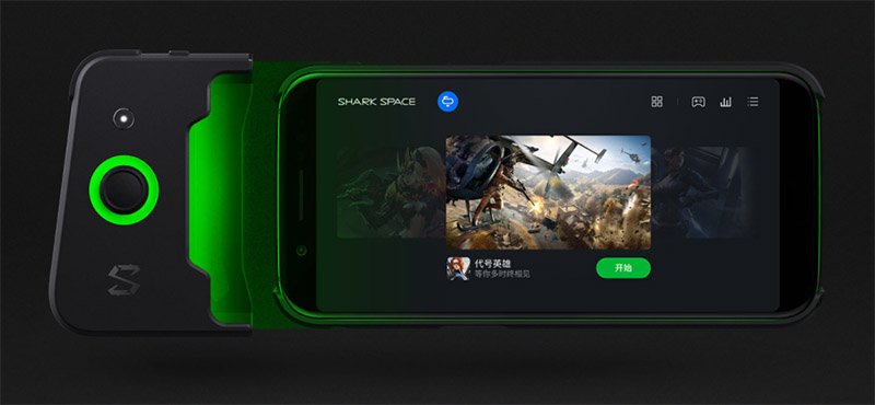 Xiaomi Black Shark Android 2