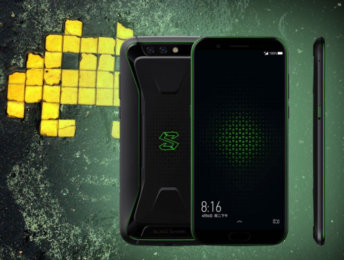 Xiaomi Black Shark Gaming Smartphone Android