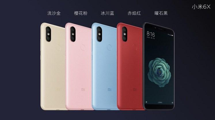 Imagem de apresentação oficial Qualcomm Snapdragon 660 Xiaomi Mi 6X Nokia 7 Plus Nokia 7 Plus Xiaomi Mi A1 Xiaomi Mi 6X Android Oreo Google Snapdragon 660