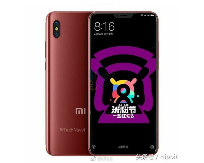 Xiaomi Mi 7 Android Oreo 1 imagens