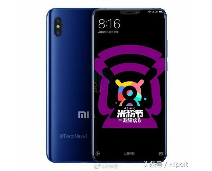 imagens Xiaomi Mi 7 Android Oreo