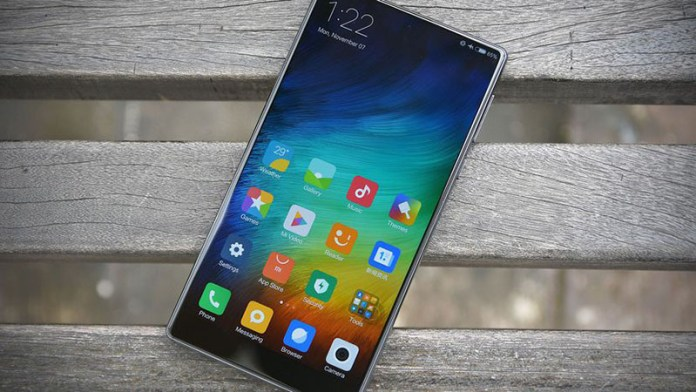 Xiaomi Mi MIX Cnet smartphone para jogos Android