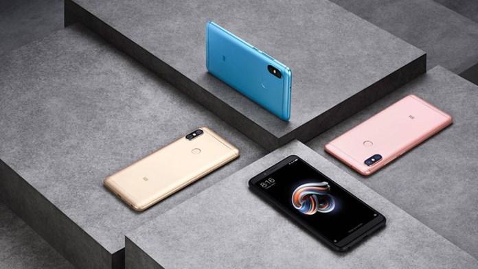 Xiaomi Redmi Note 5 Pro Android Oreo 8.1