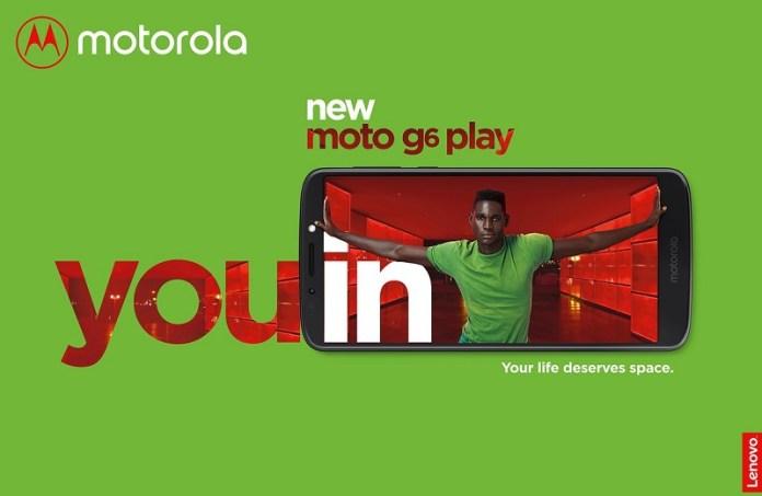 Motorola Moto G6 Moto G6 Play