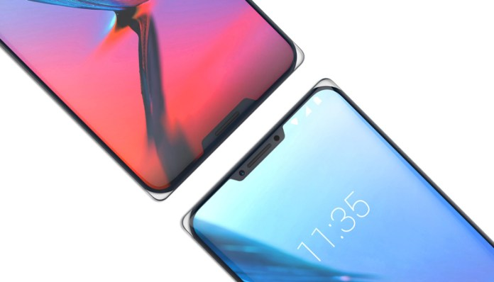 Android. O ZTE Iceberg oferece duas 'Notch' para som stereo