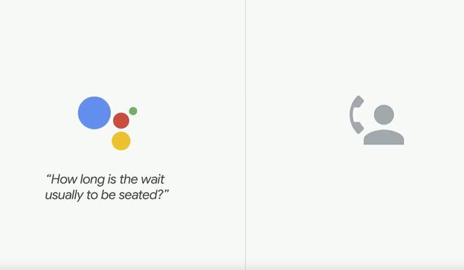 Google Asssistant Duplex Gogole I/O Android P
