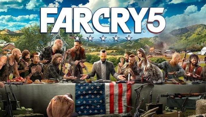 Far Cry 5 Ubisoft Gaming