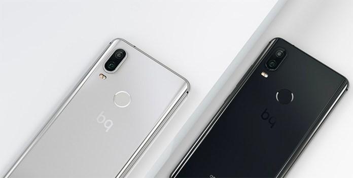 BQ Aquaris X2 Pro Android One Google 2