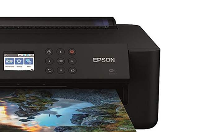 Epson Expression Photo HD XP-15000 Huawei Huawei P20 Pro TIPA