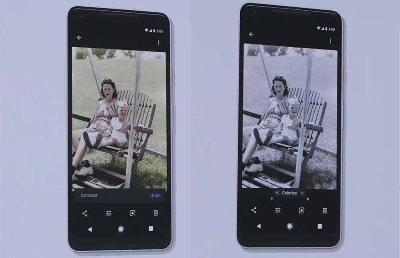 Google Photos poderá colorir fotos antigas e digitalizar documentos
